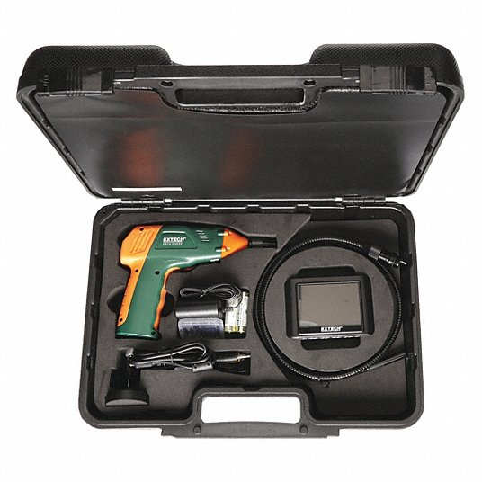 DeWALT® DCT411S1 Inspection Camera Kit, 9 mm Dia x 3 ft L Probe