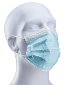 Moldex® 2300N95 Disposable Particulate Respirator With Exhalation Valve, M to L, Resists: Non-Oil Based Particulates