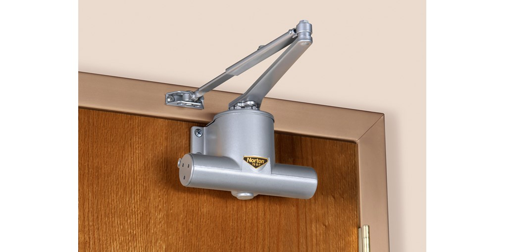 NBH 78BDPALH691 Norton® Traditional Door Closer, Surface, Parallel Arm, Left Hand, Dull Bronze Finish