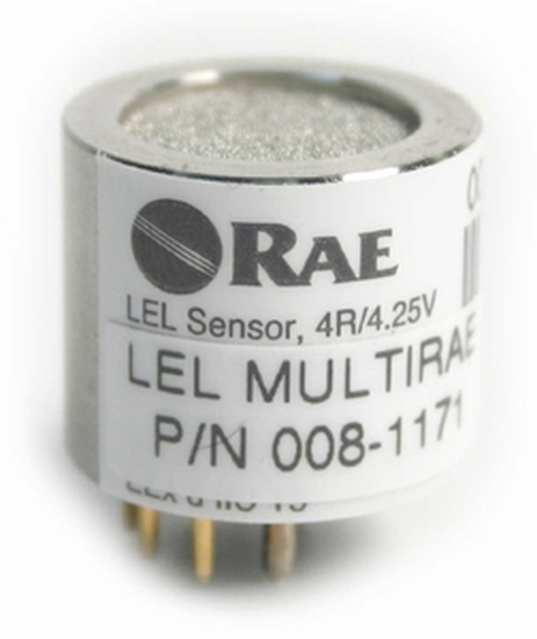 RAE Systems by Honeywell 008-1161-000 Electrochemical Replacement Sensor, For Use With MultiRAE Plus Gas Monitor