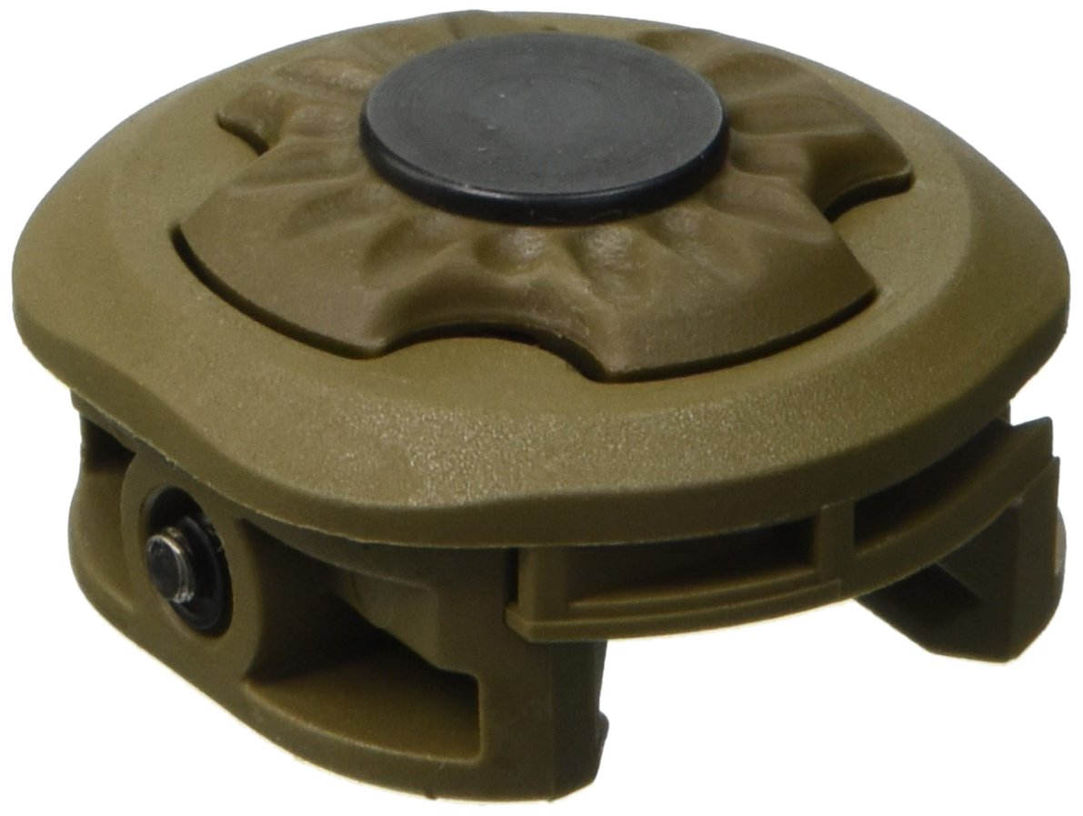 Streamlight® 14055 Sidewinder Helmet Mount, For Use With Sidewinder® Flashlights