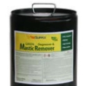 Wise Supply WS-ABMRNO55 Low Odor Low VOC Mastic Remover, 55 gal Drum