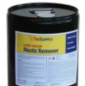 WiseSupply™ WS-ABMRLOVOC Low Odor, Low VOC Mastic Remover, 5 Gallon Pail